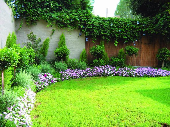 Ένας καλαίσθητος κήπος!